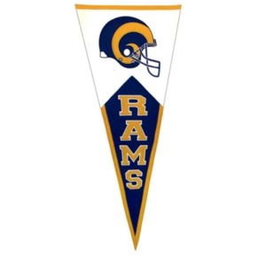 Los Angeles Rams Classic Pennant