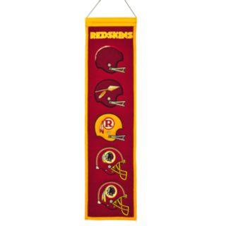 Washington Redskins Heritage Banner