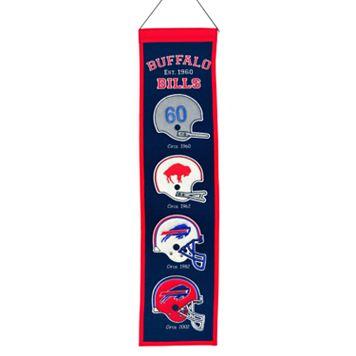 Buffalo Bills Heritage Banner