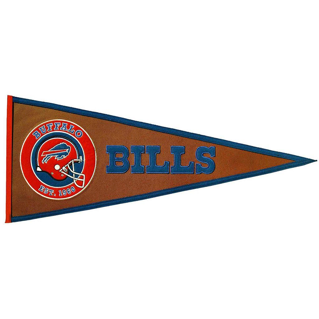 Buffalo Bills Pigskin Pennant
