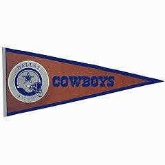 Dallas Cowboys Pigskin Pennant