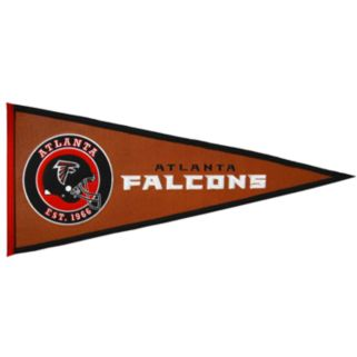 Atlanta Falcons Pigskin Pennant
