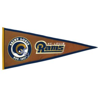 St. Louis Rams Pigskin Pennant