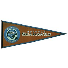 Seattle Seahawks Pigskin Pennant