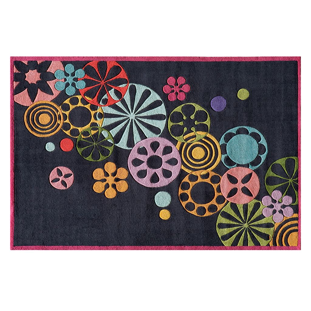 Momeni Lil Mo Hipster Floral Rug - 3' x 5'