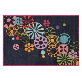 Momeni Lil Mo Hipster Floral Rug - 5 x 7