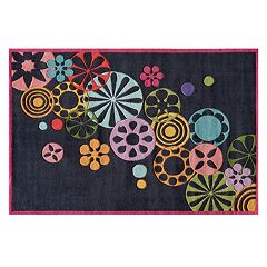 Momeni Lil Mo Hipster Floral Rug - 8' x 10'