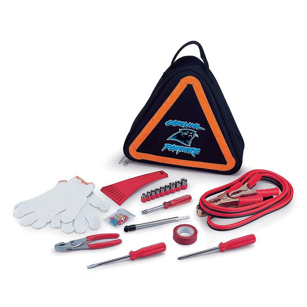 Picnic Time Carolina Panthers Roadside Emergency Kit