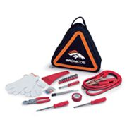 Picnic Time Denver Broncos Roadside Emergency Kit