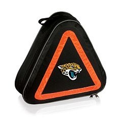 Picnic Time Jacksonville Jaguars Roadside Emergency Kit