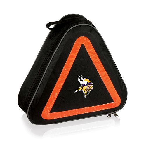 Picnic Time Minnesota Vikings Roadside Emergency Kit