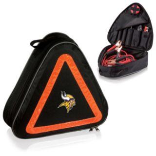 Picnic Time Minnesota Vikings Roadside Emergency Kit