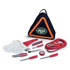 Picnic Time New York Jets Roadside Emergency Kit
