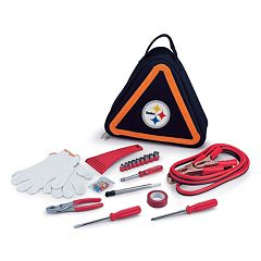 Picnic Time Pittsburgh Steelers Roadside Emergency Kit