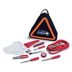 Picnic Time Seattle Seahawks Roadside Emergency Kit