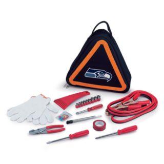 Picnic Time Seattle Seahawks Roadside Emergency Kit