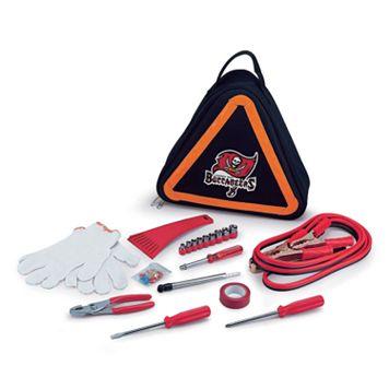Picnic Time Tampa Bay Buccaneers Roadside Emergency Kit