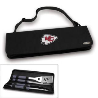 Picnic Time Kansas City Chiefs Metro 4-pc. Barbecue Tote Set