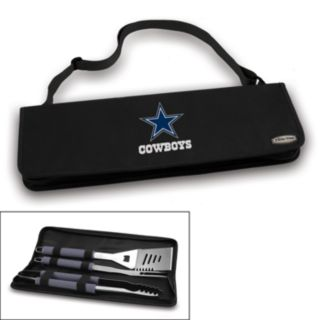Picnic Time Dallas Cowboys Metro 4-pc. Barbecue Tote Set
