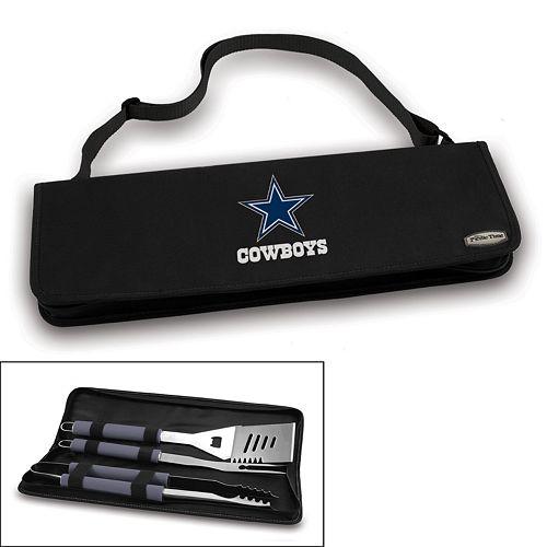 Picnic Time Dallas Cowboys Metro 4-pc. Barbecue Tote Set