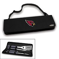 Picnic Time Arizona Cardinals Metro 4-pc. Barbecue Tote Set