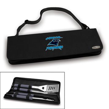 Picnic Time Carolina Panthers Metro 4-pc. Barbecue Tote Set