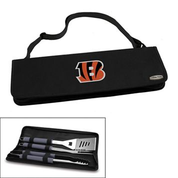 Picnic Time Cincinnati Bengals Metro 4-pc. Barbecue Tote Set