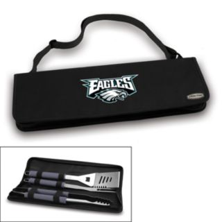 Picnic Time Philadelphia Eagles Metro 4-pc. Barbecue Tote Set