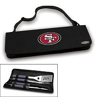Picnic Time San Francisco 49ers Metro 4 pc Barbecue Tote Set