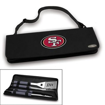 Picnic Time San Francisco 49ers Metro 4-pc. Barbecue Tote Set
