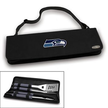 Picnic Time Seattle Seahawks Metro 4-pc. Barbecue Tote Set