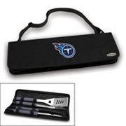 Picnic Time Tennessee Titans Metro 4-pc. Barbecue Tote Set