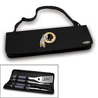 Picnic Time Washington Redskins Metro 4 pc Barbecue Tote Set