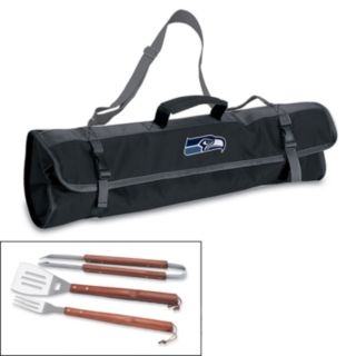Picnic Time Seattle Seahawks 4-pc. Barbecue Set