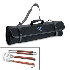 Picnic Time Tennessee Titans 4-pc. Barbecue Tote Set