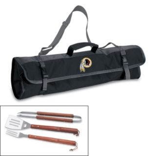 Picnic Time Washington Redskins 4-pc. Barbecue Tote Set