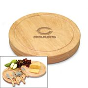 Picnic Time Chicago Bears Circo 5-pc. Cheese Board Set