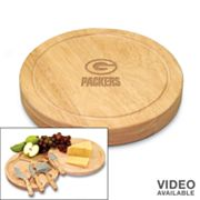 Picnic Time Green Bay Packers Circo 5-pc. Cheese Board Set