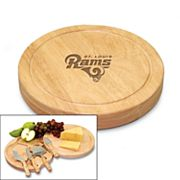 Picnic Time St. Louis Rams Circo 5-pc. Cheese Board Set