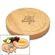 Picnic Time Tampa Bay Buccaneers Circo 5-pc. Cheese Board Set