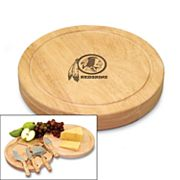 Picnic Time Washington Redskins Circo 5-pc. Cheese Board Set