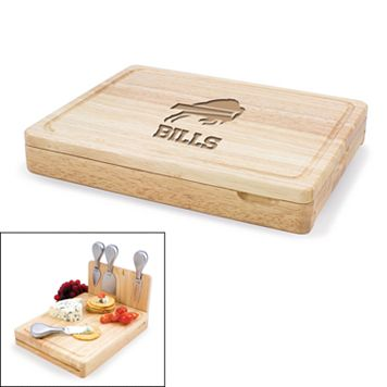 Picnic Time Buffalo Bills Asiago 5-pc. Cheese Board Set
