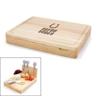 Picnic Time Indianapolis Colts Asiago 5-pc. Cheeseboard Set