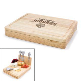 Picnic Time Jacksonville Jaguars Asiago 5-pc. Cheese Board Set