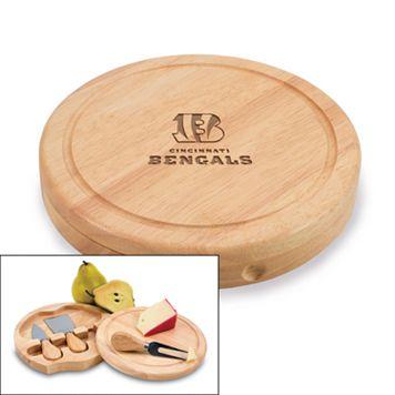 Picnic Time Cincinnati Bengals Brie Cheese Board Set