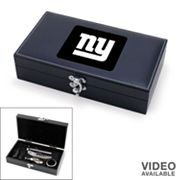 Picnic Time New York Giants Syrah 5-pc. Wine Accessory Set
