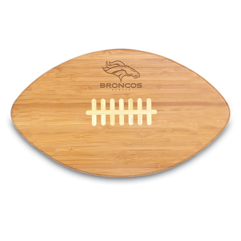 Picnic Time Denver Broncos Touchdown Pro! Cutting Board