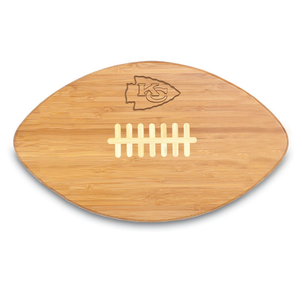Picnic Time Kansas City Chiefs Touchdown Pro! Cutting Board