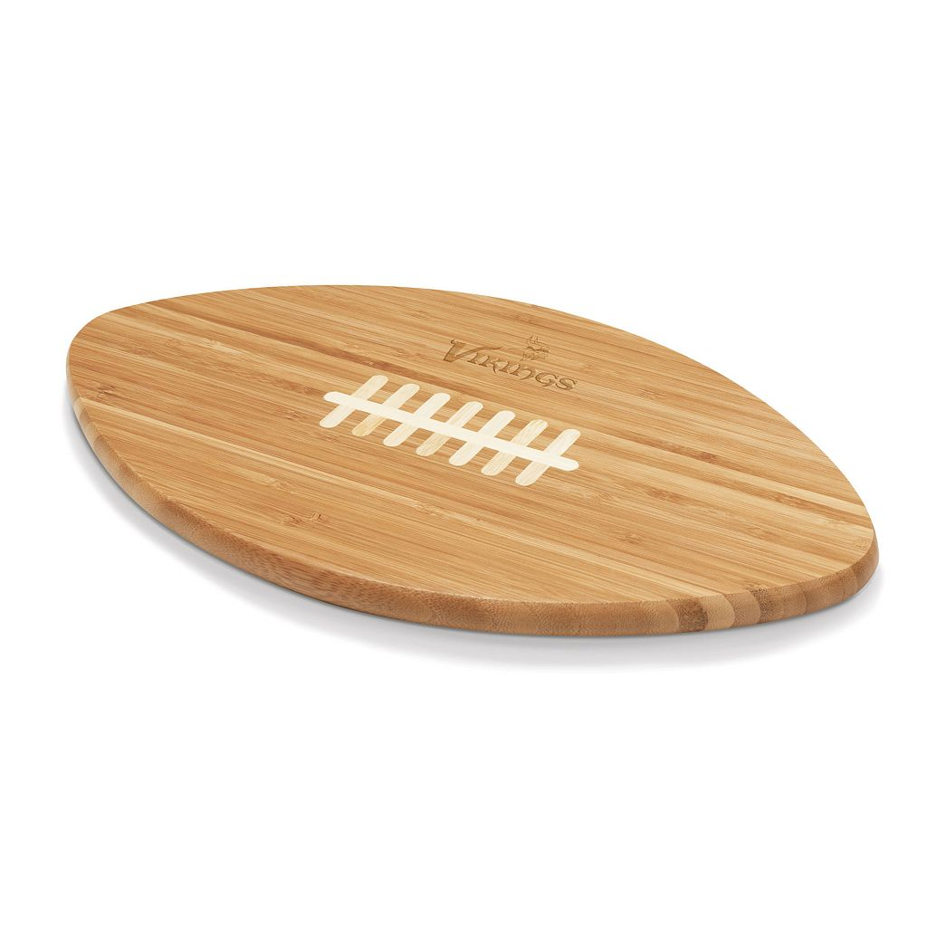 Picnic Time Minnesota Vikings Touchdown Pro! Cutting Board