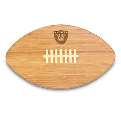 Picnic Time Oakland Raiders Touchdown Pro! Cutting Board